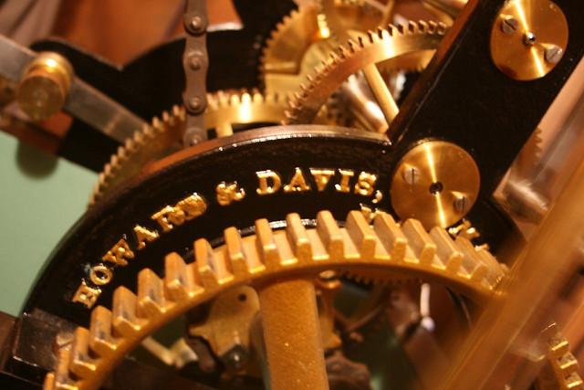 Gears by kathryn