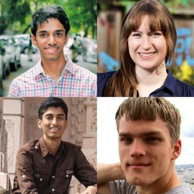 2015 AIAS Scholars
